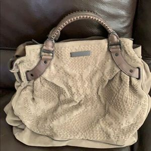 Burberry wolf bag
